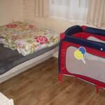 K – sypialnia 2 os. i dziecko